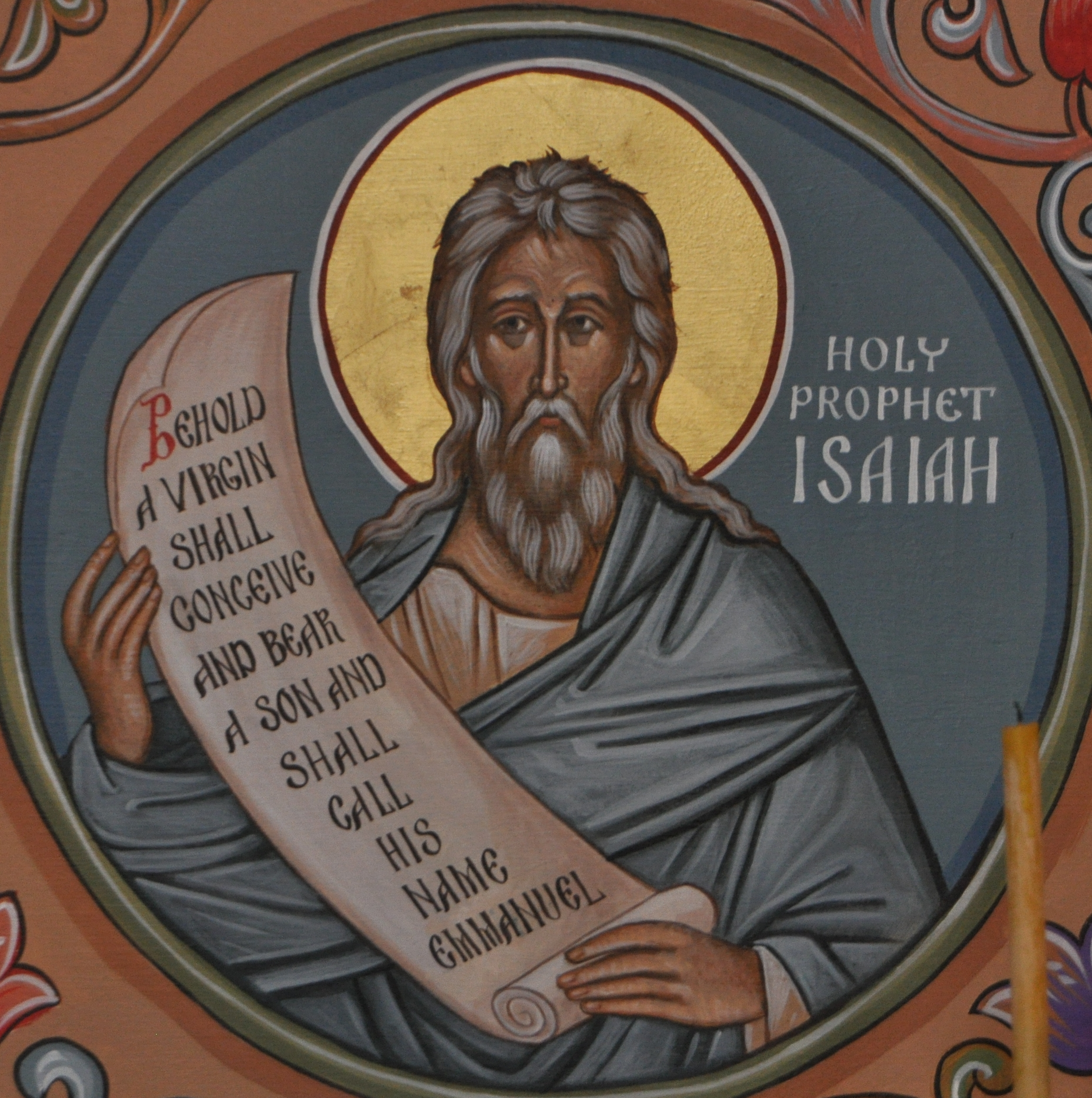 Prophet Isaiah Quotes Testament Prophets Quoted